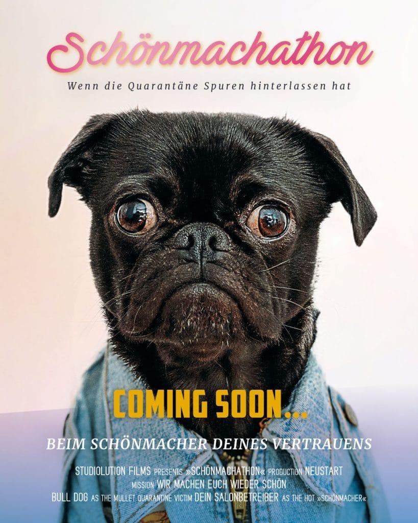 schönmachathon coming soon